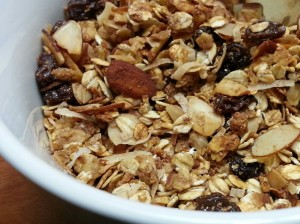 Granola-Homemade